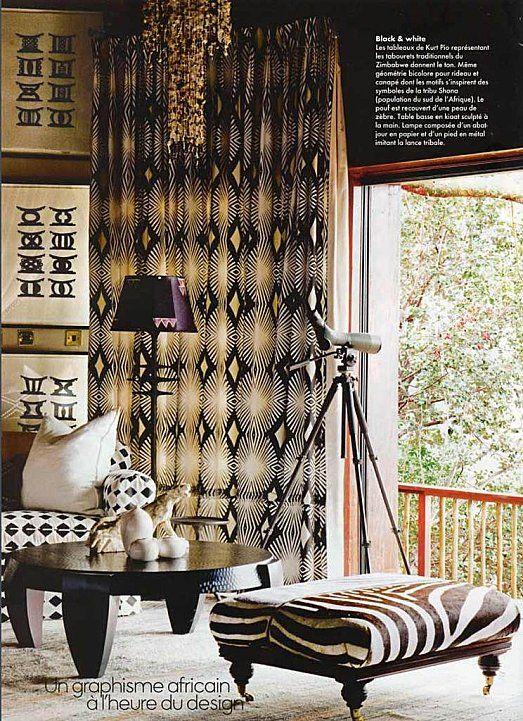 17 Best Images About Home Decor Safari On Pinterest