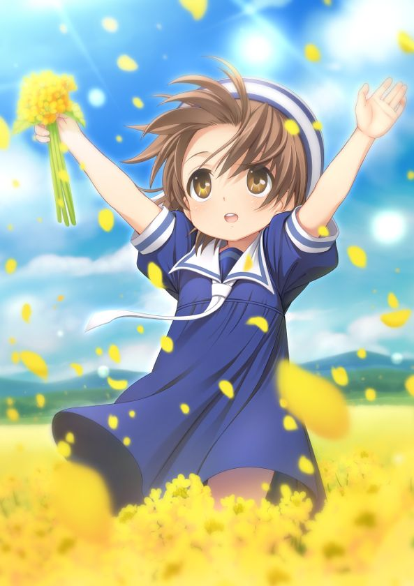Finished Clannad After story the other day - cried so much. Awh Ushio