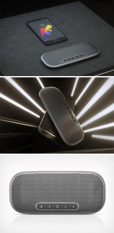 The Lenovo 700 Ultraportable Bluetooth Speaker is quite
