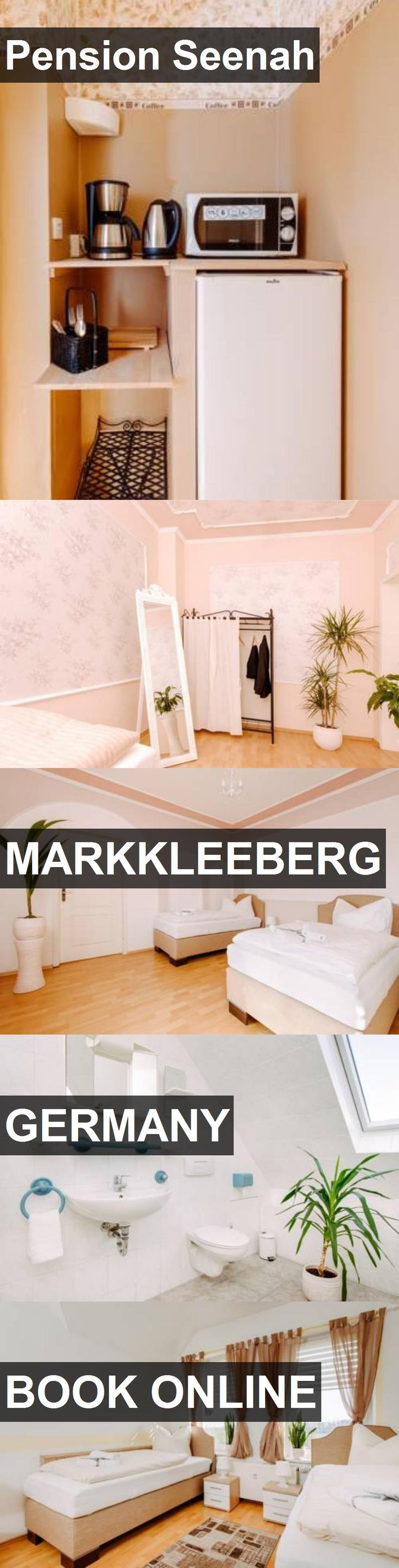 Hotel Pension Seenah in Markkleeberg, Germany. For more information, photos, reviews and best prices please follow the link. #Germany #Markkleeberg #travel #vacation #hotel