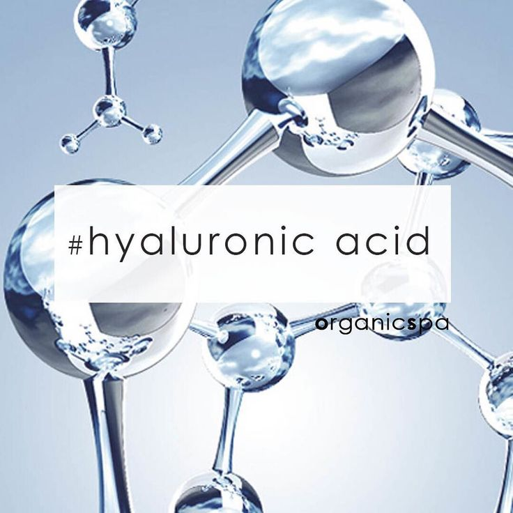 #hyaluronioacid is a skin tissue naturally occurring polymer. It increases moisture provides elasticity & flexibility and helps to starve off & prevent physical signs of aging in the complexion. Hyaluronic acid is the ultimate hydrating agent and is involved in the structure & organization of the extracellular matrix of the skin providing immediate and long-term hydration for all thirsty skin. . . . . #hydrationsaviour #organicspa #organicspasalon #organicspaskincare #organicspaproducts…