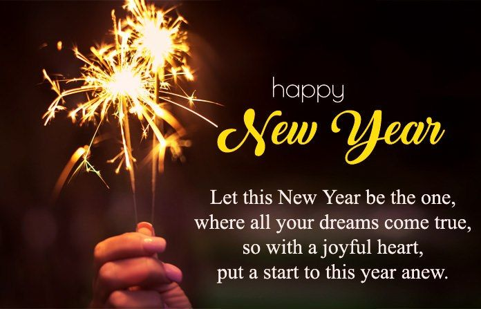 New Year wishes to your friends is a right way to gear up your new year eve  and also to star… | Happy new year quotes, Quotes about new year, Happy new