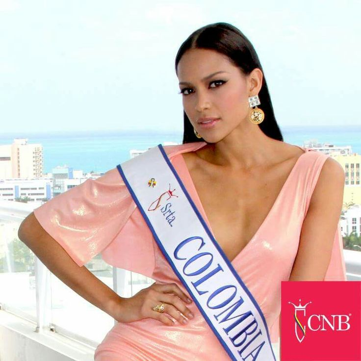 Miss Colombia Andrea Tovar