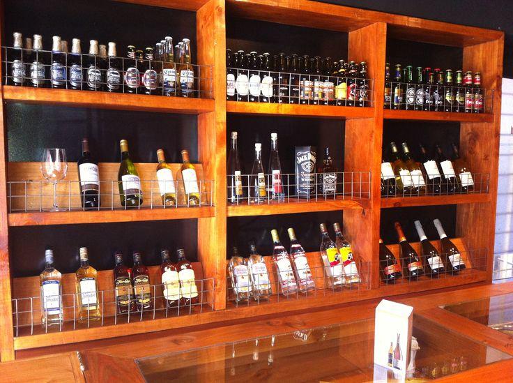 Vinos, Cerveza artesanales y Licores