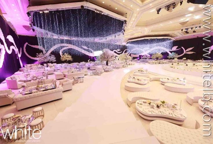 120 best kosha wedding stage images on pinterest wedding blossom trees themed wedding in qatar junglespirit Choice Image