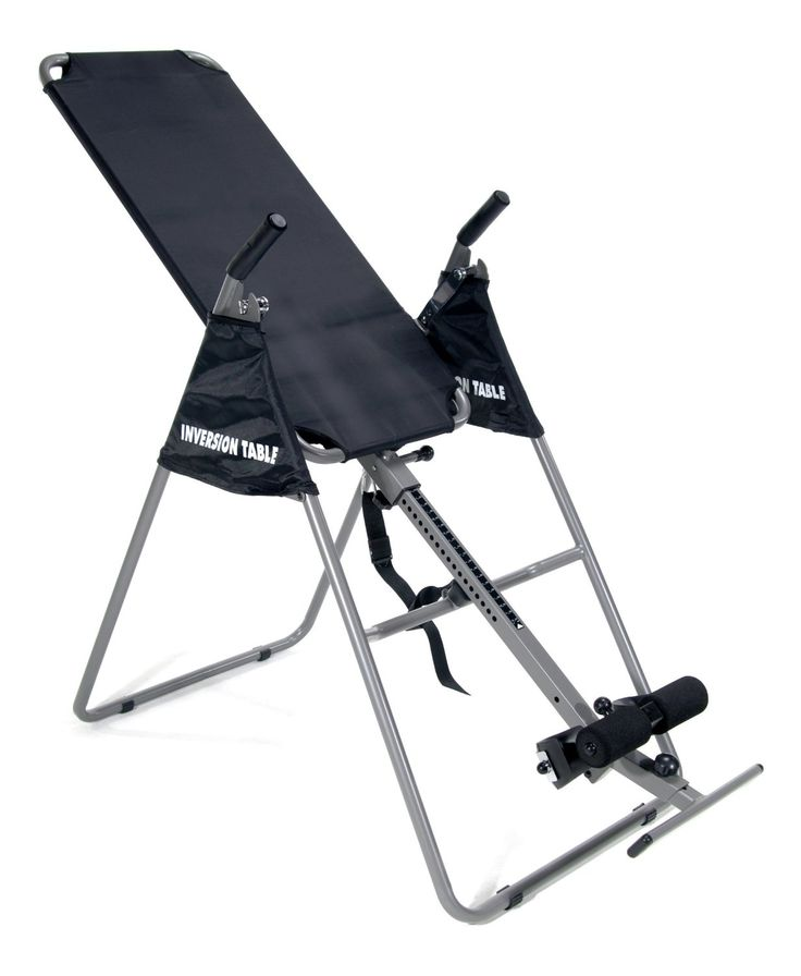 Check Out Our Inversion Tables Therapy Can Help With Overall Back Health Reduce