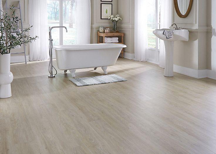 Best Flooring Images On Pinterest Oak Flooring Oak Hardwood - Best waterproof flooring for bathroom