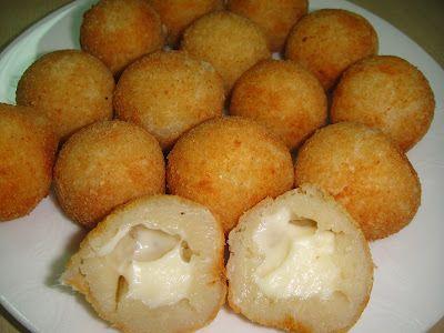 Maryam's Culinary Wonders  Emmental Cheese Balls