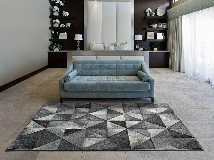M s de 25 ideas incre bles sobre alfombras modernas en for Alfombras de sala modernas