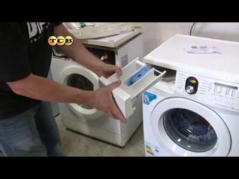 Неприятный запах из стиральной машины автомат. Как его убрать?   Полезные советы