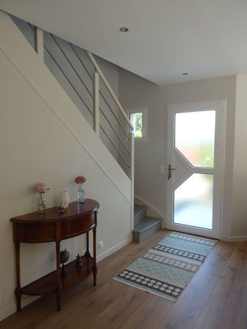Apres Murs Porte Escalier Et Fen Tres Repeints Sol
