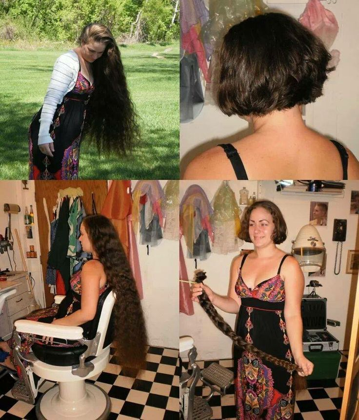 Pin By Derek Pringle On Super Long Hair All Cut Off In