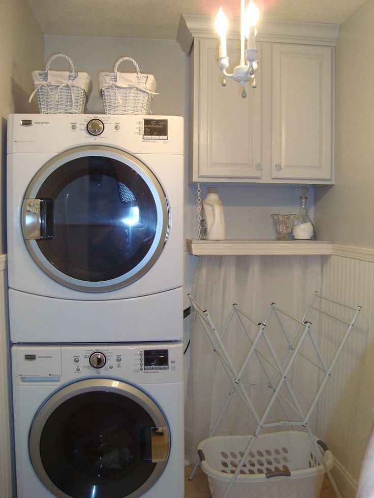 Laundry Room In Garage Ideas