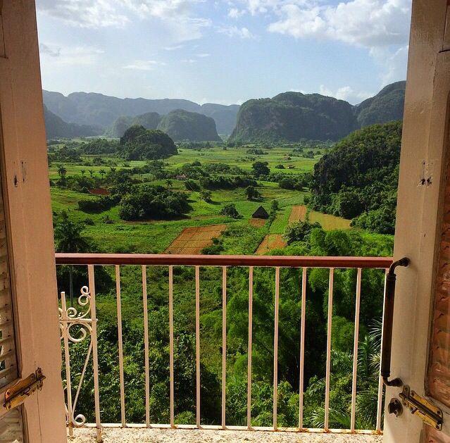 the most beautiful nature in #Viñales #Cuba we rent bedrooms and #TourGuide Casa Renga y Julia www.casavinales.jimdo.com Book your Holidays here #CubaTravel #Cubatrip #Cohiba Field #Climbing and more...  #Aventuras Muchos saludos