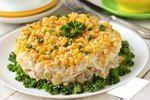 Мобильный LiveInternet Куриный салатик с кукурузой и анансом | ИСПАНСКИЙ_РЕСТОРАНЧИК - Лучшие кулинарные рецепты со всего мира |