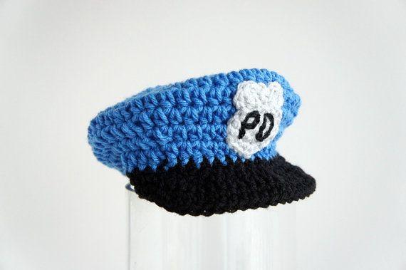 Sombrero sombrero de policía policía policía sombrero del