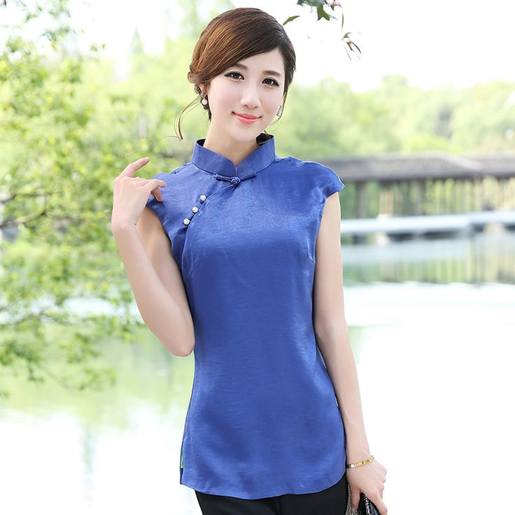 Find great deals on eBay for ladies chinese tops. Shop with confidence.