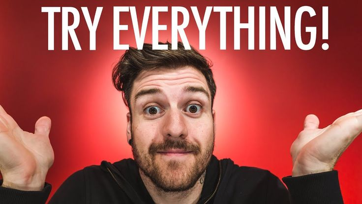 I Can Never Choose!! So just TRY EVERYTHING! - #DunnaVlog 34