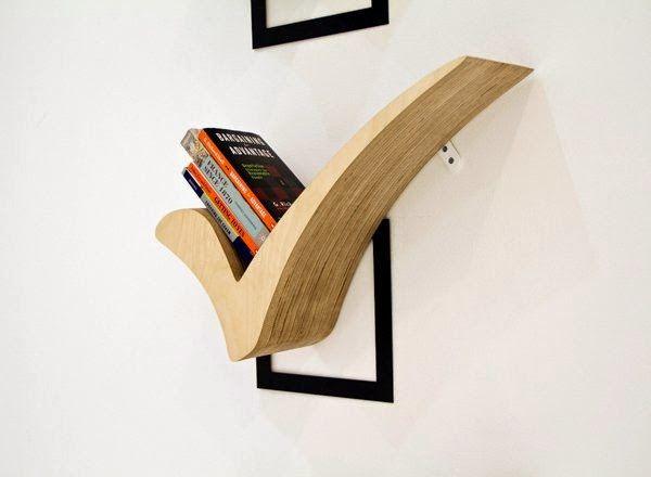 23 εκπληκτικές design-ατες βιβλιοθήκες! | Φτιάξτο μόνος σου - Κατασκευές DIY - Do it yourself