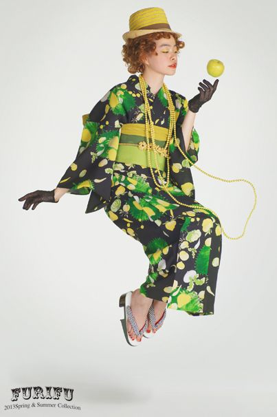Image 11, Furifu Summer 2013 Collection