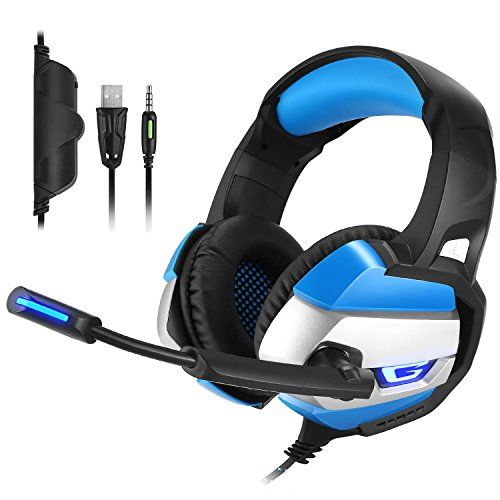 FarCry 5 Gamer  #PS4 #Headset, #Mictchz #Gaming #Headset for #PS4 #Playstation 4 #Pro #Xbox One with Mic,3.5mm #Jack and #Volume #Control   Price:     Versatile Compatibility: Suitable for different scenes. Supports #PlayStation 4, #PS4 #pro, New #Xbox One, Xbox360, PC, Nintendo 3DS, Laptop, PSP, Tablet, iPad, Mobile Phone. ( Please note: To connect with an old version #Xbox One controller, you need an extra Microsoft Adapter, which is not included.) Just plug and play, no dr