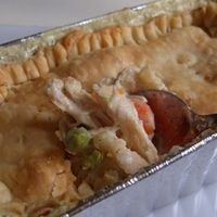 Freezer Individual Chicken Pot Pies   Freezer meals   Pinterest