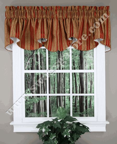 1000+ Ideas About Kitchen Valances On Pinterest