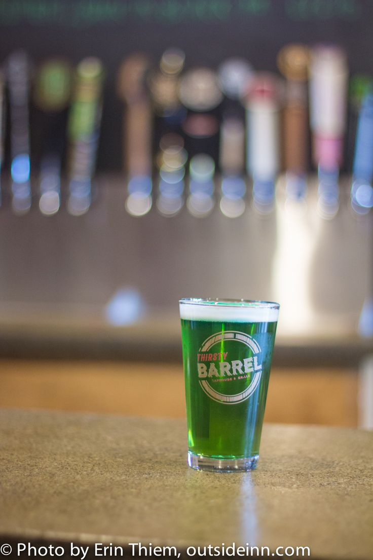 Things to do for St. Patrick's Day in Nevada City & Grass Valley, beer specials at The Thirsty Barrel, live music, events and more!
