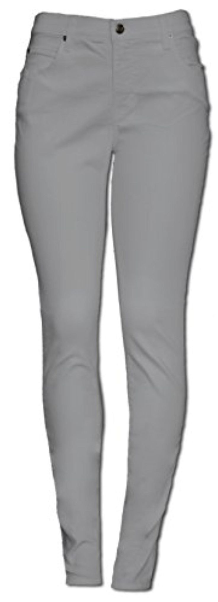 TrueSlim Jeans Women's Jeggings (16, Ash) - Brought to you by Avarsha.com