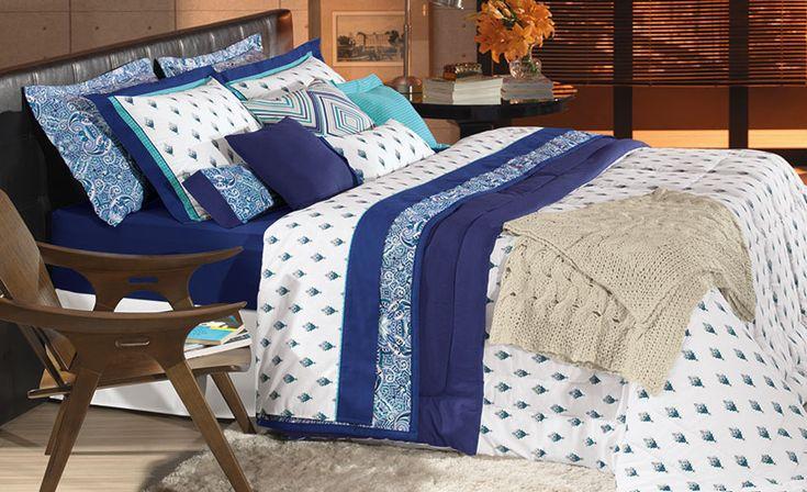 Monte sua cama em camadas