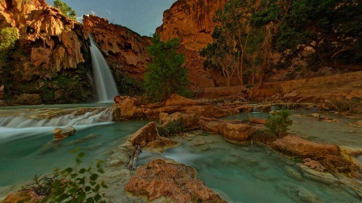 Havasu Falls, Gran Canyon, Australia