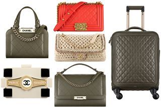 Chanel Cruise 2017 Collection  It's finally here and it's time to dive into Bragmybag to find more about the details like prices and sizes etc.. #chanel #chanelcruise2017 #quilting #luggages #bragmybag #boybags #boybricks #timetoshop