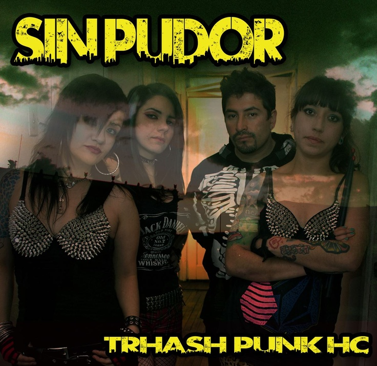 Sin Pudor - Trash Punk