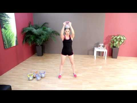 Kahvakuulat Aerobic Gorilla Sports #treeni #treenaus #treenivideo #kahvakuula