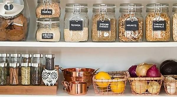 Como organizar a cozinha: 10 ideias geniais