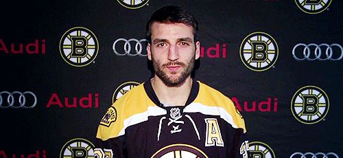 I got Patrice Bergeron! Which Boston Bruins Player Should You Date?