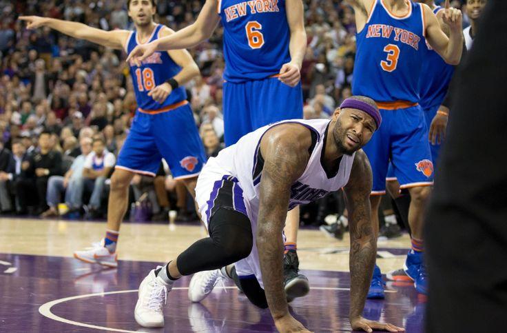 Fantasy NBA Basketball Sacramento Kings vs New York Knicks