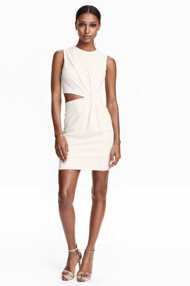 Drapowana sukienka | H&M