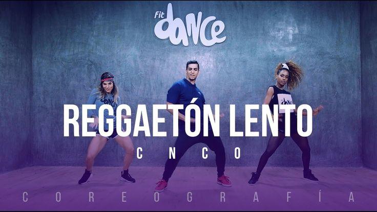 Reggaetón Lento - CNCO - Coreografía |  FitDance Life