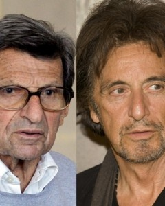 A proposed biopic about the late Penn State football coach Joe Paterno will reportedly feature Al Pacino in the title role