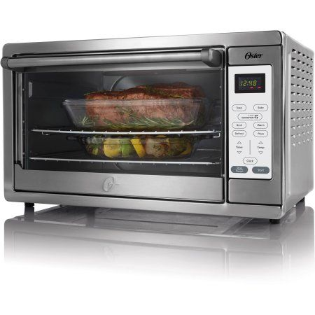 Oster Designed For Life Extra-Large Convection Countertop Oven, TSSTTVXLDG-002 - Walmart.com