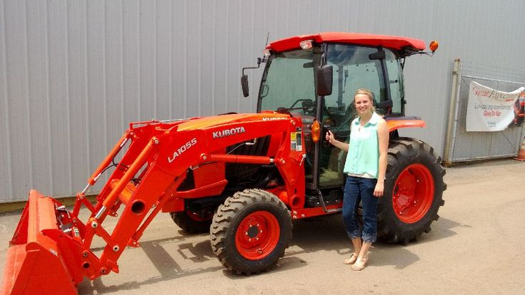 Michigan Sales Used Kubota L3240 Marquette Get a Tractor