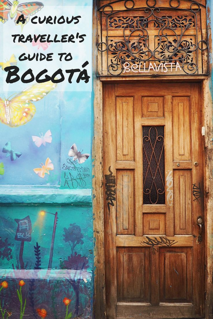 So you want to go to Bogota? Read this complete guide to see the best street art, most authentic (and famous) restaurants, cheap things to do and where to stay PLUS tips for safe travel in Colombia. Click for more street art pics!  #Colombia #LatinAmericaTravel #BogotaColombia #StreetArt
