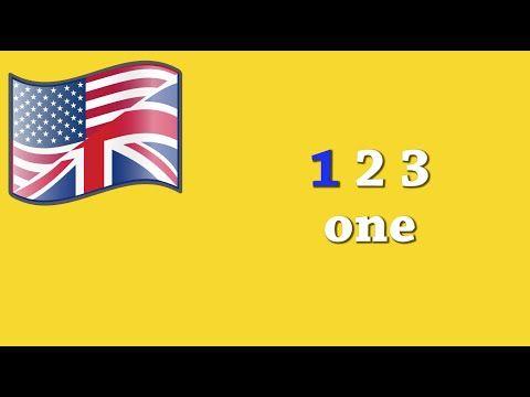 Leren tellen in het Engels tot 10: eenvoudig voor beginners! - YouTube