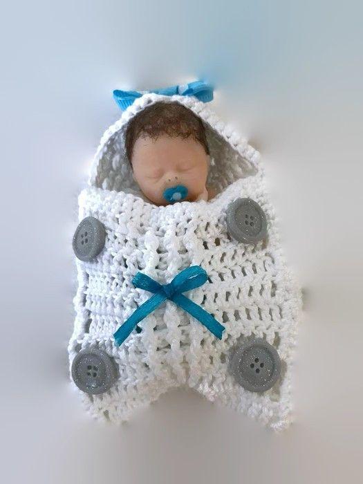 Les 25 meilleures id es de la cat gorie nid d 39 ange tricot sur pinterest nid d ange tricot nid - Patron nid d ange bebe gratuit ...