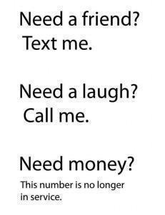 TEXT ME: Worth Reading, Funny Stuff, Dependent Moments