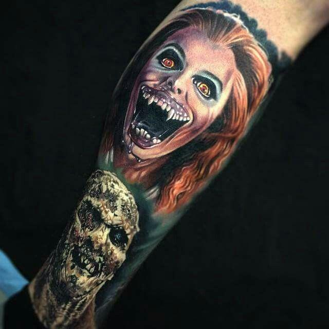 25 Beautiful Horror Tattoos Ideas On Pinterest Horror