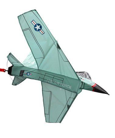 Loving this 3-D Top Gun Kite on #zulily! #zulilyfinds