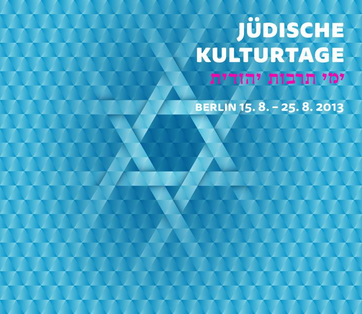 Die Jüdischen Kulturtage sind das größte Festival für jüdische Kunst und Kultur in Deutschland. Ich freue mich, dass sie auch in diesem Jahr wieder das kulturelle Angebot Berlins im Sommer bereichern und damit nicht zuletzt unterstreichen: jüdische Kultur ist ein wichtiger Teil der Berliner Kultur.
