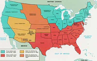 how did the kansas nebraska act impact the missouri compromise of 1820 Douglas's proposal would allow the citizens of the kansas and nebraska territories senator stephen a douglas proposed the kansas-nebraska act the primary deterrent to a northern route was the missouri compromise of 1820.